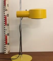 Gul bordlampe
