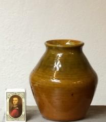 Smuk keramikvase