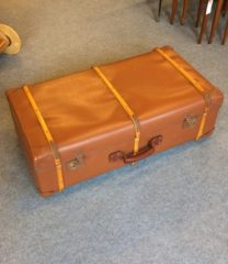 Gammel rejsekuffert