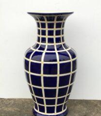 Kæmpe keramik gulvvase