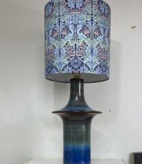 Søholm keramik bordlampe