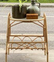 Bambus bord/magasinholder